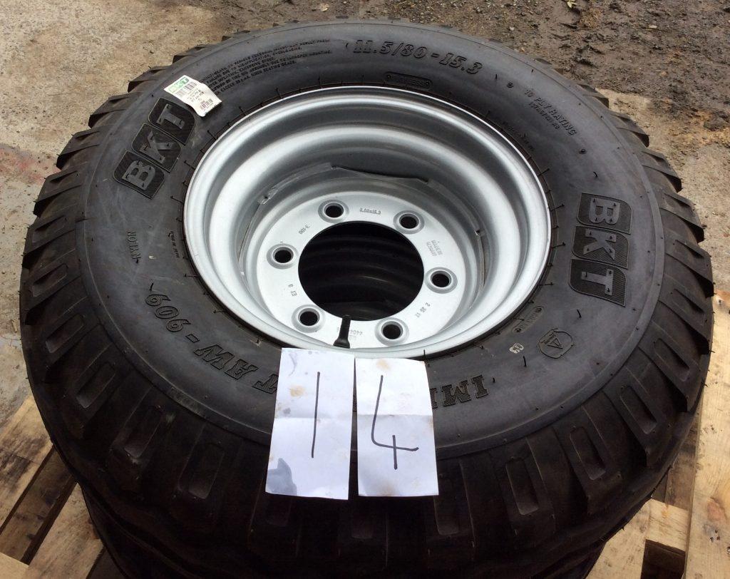 11inch Wheels